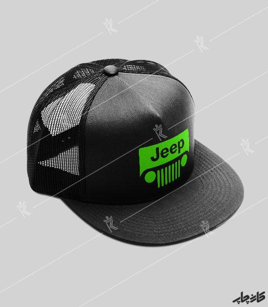 کلاه کپ لوگو جیپ JEEP