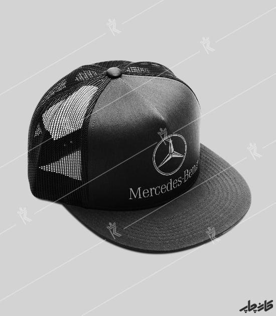 کلاه کپ لوگو بنز Mercedes-Benz
