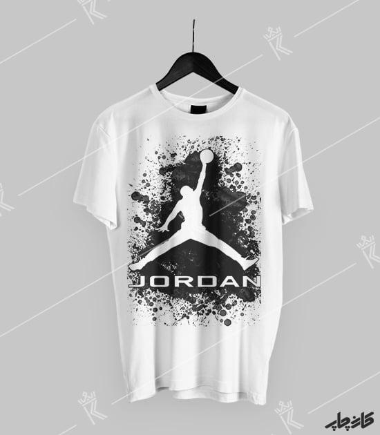 تیشرت بسکتبالیست معروف جردن Jordan