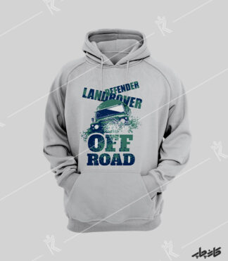 سویشرت ملانژ لندرور آفرود Land-rover Off Road Defender